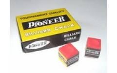 Křída Pioneer 12 ks červená