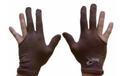 Univerzální rukavička Rebell hnědá