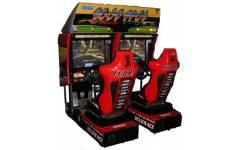 Scud Race - zábavní automat Sega
