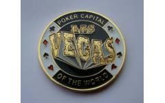 Poker guard VEGAS - ochranné žetony