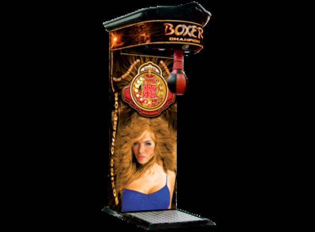 Boxovací automat Boxer CHAMPION