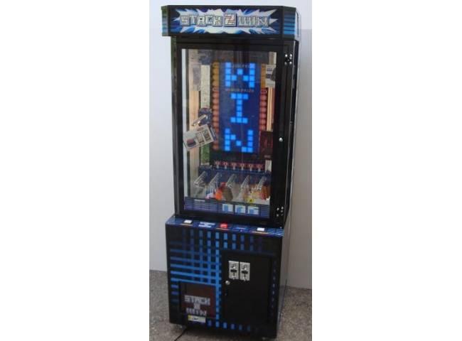 Prémiový hrací automat STACK and WIN - BAZAR