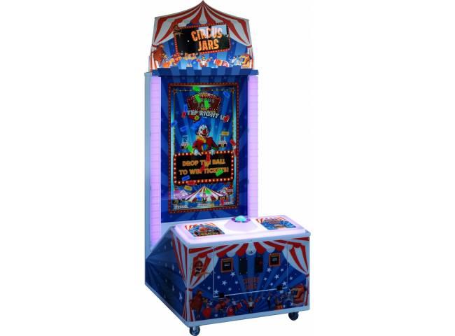 Herní simulátor Circus Jars