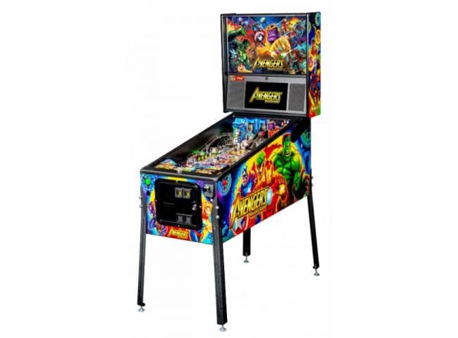 Flipper Pinball Avengers Infinity Quest Pro
