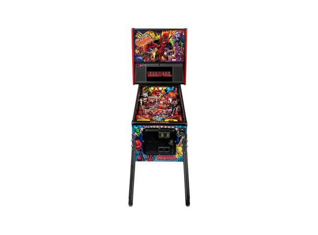 Stern Flipper Pinball Deadpool Premium
