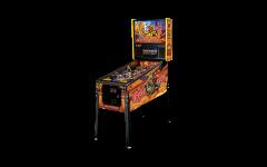 Stern Flipper Pinball Iron Maiden Premium