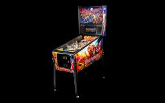 Stern Flipper Pinball Iron Maiden Pro