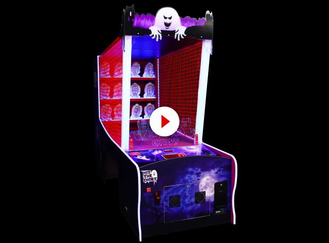 Herní automat Hit the Ghost